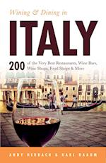 Wining & Dining in Italy (Open Road Travel Guides, nr. 5)