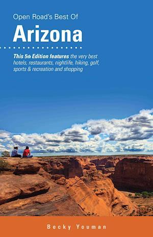 Bog, paperback Open Road's Best of Arizona af Becky Youman