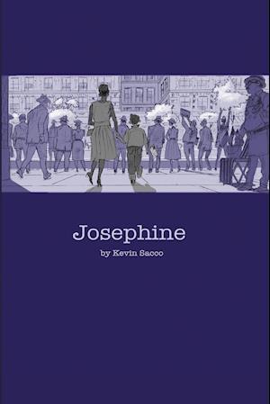 Bog, paperback Josephine gn af Kevin Sacco