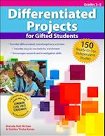 Differentiated Projects for Gifted Students, Grades 3-5 af Brenda Mcgee