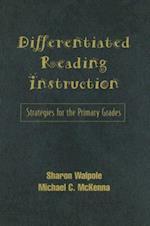 Differentiated Reading Instruction af Sharon Walpole, Michael C. McKenna