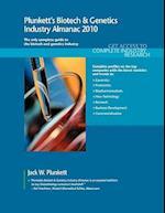 Plunkett's Biotech & Genetics Industry Almanac 2010