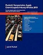 Plunkett's Transportation, Supply Chain & Logistics Industry Almanac 2010