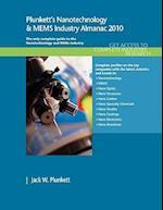 Plunkett's Nanotechnology & MEMS Industry Almanac 2010