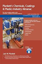 Plunkett's Chemicals, Coatings & Plastics Industry Almanac 2011 af Jack W. Plunkett