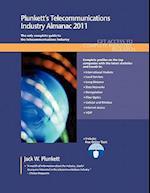 Plunkett's Telecommunications Industry Almanac 2011 af Jack W. Plunkett