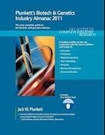 Plunkett's Biotech & Genetics Industry Almanac 2011 (PLUNKETT'S BIOTECH & GENETICS INDUSTRY ALMANAC)