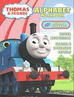 Thomas & Friends Alphabet Workbook