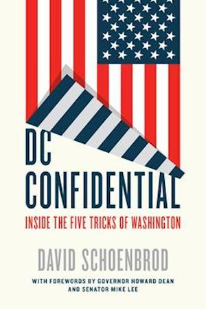 Bog, hardback DC Confidential af David Schoenbrod