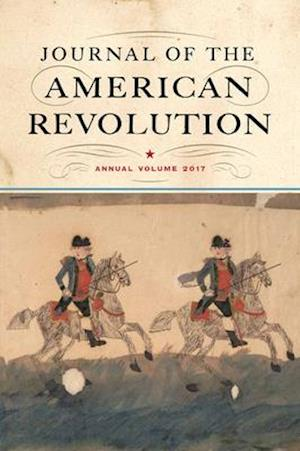 Bog, hardback Journal of the American Revolution