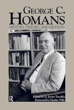 George C. Homans af A. Javier Trevino