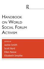 Handbook on World Social Forum Activism af Ellen Reese, Jackie Smith, Scott Byrd