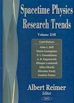 Spacetime Physics Research Tre af Albert Reimer
