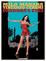 Pandora's Eyes af Milo Manara