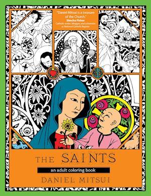 Bog, paperback The Saints af Daniel Mitsui