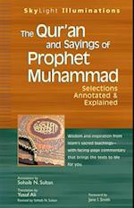 Qur'an and Sayings of Prophet Muhammad