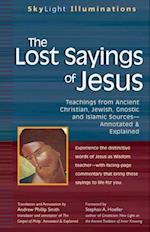 Lost Sayings of Jesus