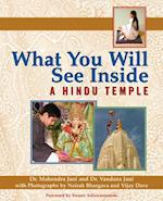 What You Will See Inside a Hindu Temple (What You Will See Inside)