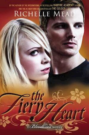 Bog, paperback The Fiery Heart af Richelle Mead