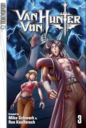 Van Von Hunter Manga Volume 1, Volume 1