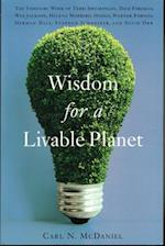 Wisdom For A Livable Planet af Carl N. McDaniel
