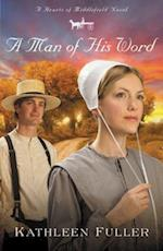 A Man of His Word (A Hearts of Middlefield Novel, nr. 01)