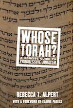 Whose Torah? af Rebecca T. Alpert