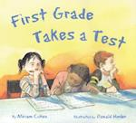 El Examen de Primer Grado/First Grade Takes A Test af Miriam Cohen