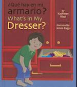 ?Que Hay en Mi Armario?/What's In My Dresser?