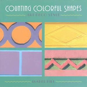 Bog, hardback Counting Coloful Shapes af Isabel Hill