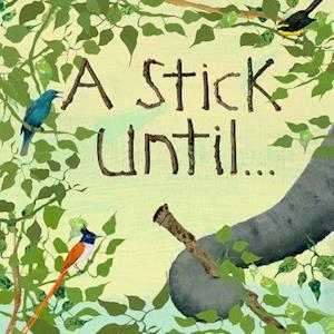 Bog, hardback A Stick Until. . . af Constance Anderson