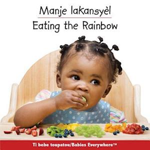 Bog, ukendt format Eating the Rainbow af Star Bright Books