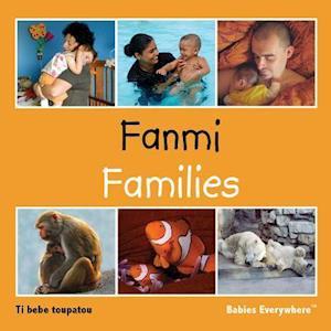 Bog, ukendt format Families af Star Bright Books