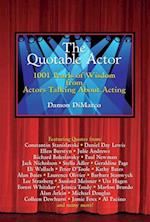 Quotable Actor