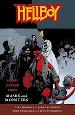 Masks and Monsters af James Robinson, Scott Benefiel, Mike Mignola