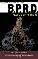 B.p.r.d: Plague Of Frogs Volume 1 af Ryan Sook, Mike Avon Oeming, Dave Stewart