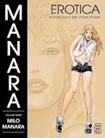 Manara Erotica 3 af Milo Manara