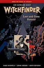 Witchfinder Volume 2: Lost And Gone Forever