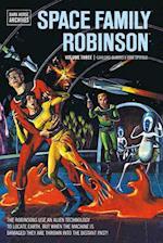 Space Family Robinson 3 af Dan Spiegle, Scott Shaw, Gaylord Dubois