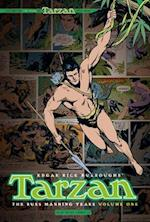 Tarzan Archives the Russ Manning Years 1 af Russ Manning