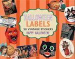 Halloween Labels af Laughing Elephant Publishing