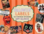 Halloween Labels af Laughing Elephant Publishing