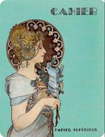 Alphonse Mucha French Notebook