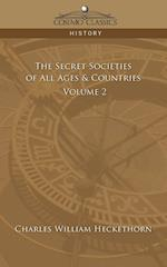 The Secret Societies of All Ages & Countries - Volume 2 af Charles William Heckethorn