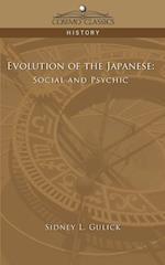 Evolution of the Japanese af Sidney L. Gulick