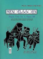 Mendelssohn Piano Trio No. 1 in D Major, Op. 49 af Felix Mendelssohn