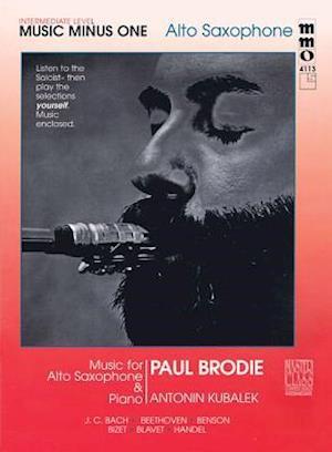 Bog, hardback Intermediate Alto Sax Solos - Volume 1