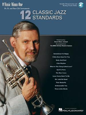 Bog, hardback 12 Classic Jazz Standards