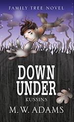 Down Under (Family Tree Novel, nr. 5)