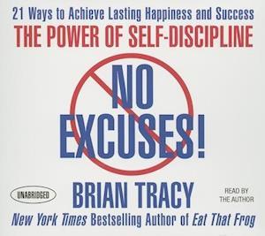 Lydbog, CD No Excuses! af Brian Tracy